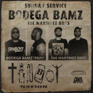 Mixtape Release Dates: Bodega Bamz & The Martinez Brothers, Gillie Da Kid, Chris Webby, Taylor J