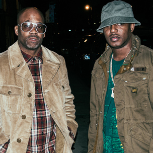 Cam'ron & Dame Dash Open Restaurant Dish & Lounge Dash