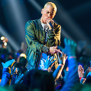 "Eminem Top Artist In Billboard & Spotify's ""Ultimate Workout Music Breakdown,"" Playlist Revealed"