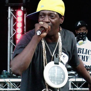 Public Enemy's Flavor Flav Launches Flavortronz Cover Band