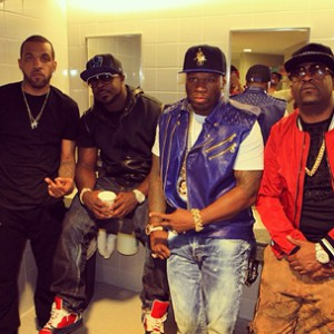 G-Unit Reportedly Working On New Album