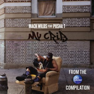 Mack Wilds f. Pusha T - My Crib (Remix)