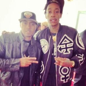 """Nas To Be Featured On Wiz Khalifa's """"We Dem Boyz (Remix)"""""""