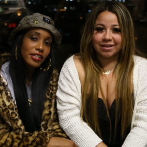 Sand One & Raven Sorvino Talk Feminism & Hip Hop's Impact On Fine Art