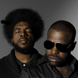 Questlove & Black Thought Detail The Roots' Kellog's Partnership, Losing Talent Show Against Boyz II Men