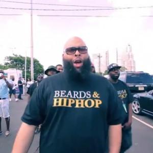 """Beardgang Clikk (Jakk Frost, Freeway, Tana De Beast & Malik B) - """"Beards R Us"""""""