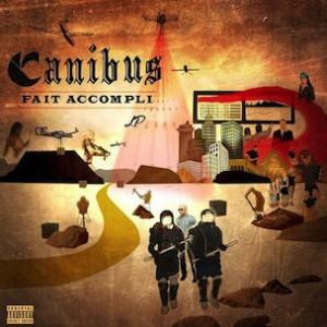 Canibus f. Crooked I, Nino Graye & Flawless The MC - Wreck Room