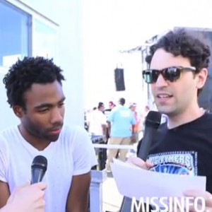 Childish Gambino - In A Perfect Interview With ItsTheReal
