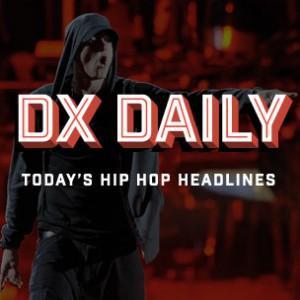 DX Daily - Eminem's Digital Diamond Awards, Dr. Dre Working On Kendrick Lamar's New Album, Game In Nicki Minaj's New Video