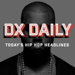 "DX Daily - 50 Cent Debuts #4 On Chart, Kanye West ""New Testament,"" Game Clarifies $20,000 Kevin Durant Bet"