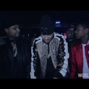 "French Montana f. Chinx & Lil Durk - ""Money Bag"""