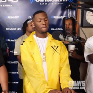 Hit-Boy & HS87 - Sway In The Morning Freestyle