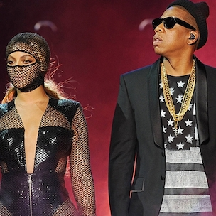 "Jay Z & Beyonce ""On The Run"" Tour Photographs & Setlist"