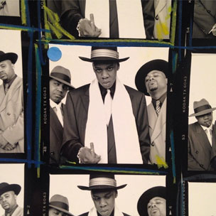 "Instagram Flexin': Contact Sheet From Jay Z's ""Reasonable Doubt"" Cover Shoot Revealed"