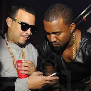 Kanye West & French Montana Disparaged In Hacked Kris Jenner Instagram Post