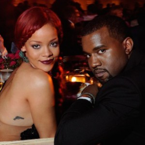 Kanye West & Rihanna Reportedly Collaborate