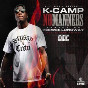 K.Camp f. Peewee Longway - No Manners