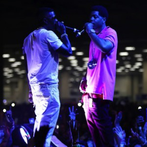 Lil Boosie & Webbie - Perform For The First Time Together Since Boosie's Release