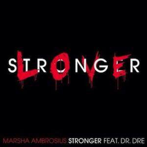 Marsha Ambrosius f. Dr. Dre - Stronger