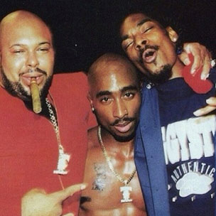 Instagram Flexin': Snoop Dogg Shares Picture From Tupac Shakur's Last Recorded Performance