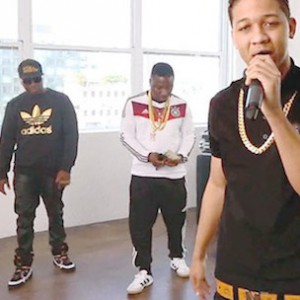 Jon Connor, Jarren Benton, Lil Bibby & Troy Ave - 2014 XXL Freshmen Cypher (Part 3)