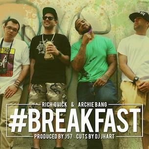 Rich Quick & Archie Bang - #Breakfast [Prod. J57]