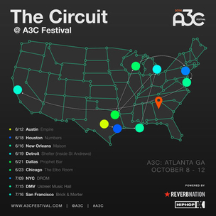 "A3C's ""The Circuit U.S. Tour"" Giveaway"