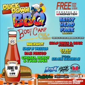 Duck Down BBQ Giveaway