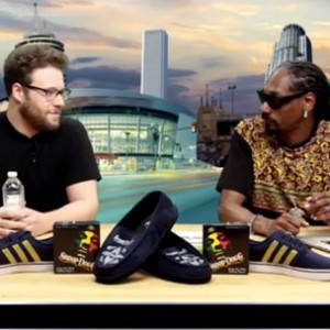 Snoop Dogg - GGN Interview With Seth Rogen
