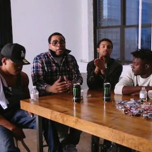 Kevin Gates, Vic Mensa, August Alsina, Isaiah Rashad & Chance The Rapper - 2014 XXL Freshmen Roundtable (Part 1)
