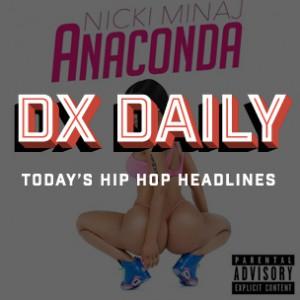DX Daily - Questlove Defends Iggy Azalea, Nicki Minaj's G-String Cover, Action Bronson On Port-A-Potty Rap