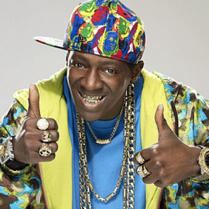 Flavor Flav Cited For Having 100-Plus Pounds Of Fireworks