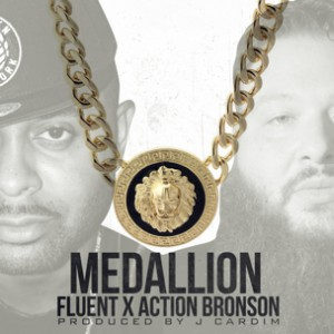 Fluent f. Action Bronson - Medallion