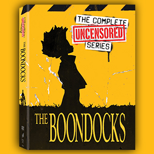 The Boondocks DVD Boxset Giveaway