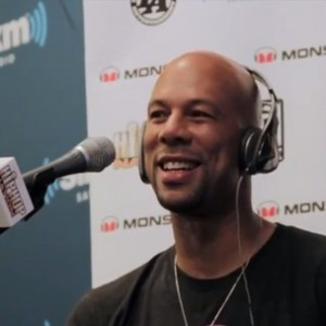 "Common - Talks ""Nobody's Smiling"" With Torae On #TheTorGuide"