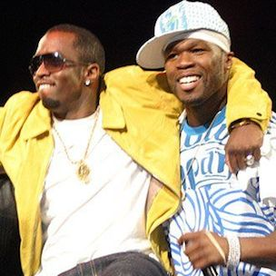 50 Cent Mocks Puff Daddy, Ciroc