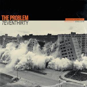 "7evenThirty ""The Problem"" Release Date, Cover Art, Tracklist & Album Stream"