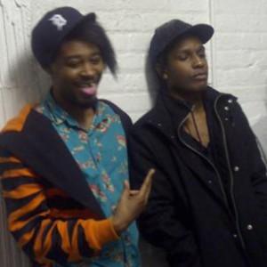 "Danny Brown & A$AP Rocky  - ""1 Train"" (Live At Wembley Stadium)"