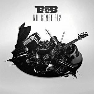 "B.o.B ""No Genre Pt 2"" Release Date, Cover Art, Tracklist, Download & Mixtape Stream"