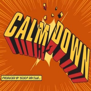 """Busta Rhymes f. Eminem - """"Calm Down"""" (Lyric Video)"""