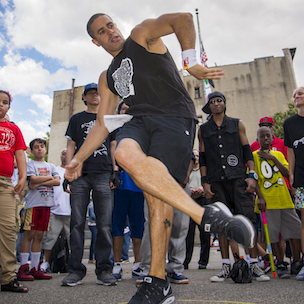 Crazy Legs, Jimmy D Discuss Rock Steady Crew On Eve Of Its 37-Year Anniversary
