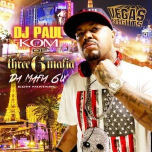 "DJ Paul ""Vegas Nights"" Release Date, Tracklist, Cover Art, Download & EDM Mixtape Stream"
