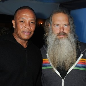 "Dr. Dre, Rick Rubin, Q-Tip Named Among Hip Hop's ""Most Influential Producers From The Past Decade"""