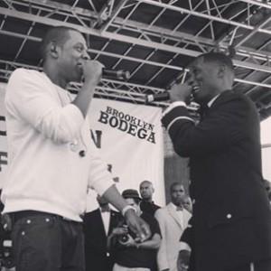 Jay Z, J. Cole, Mac Miller Make Surprise Appearances At Brooklyn Hip Hop Festival