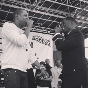Jay Z, J. Cole, Mac Miller Make Surprise Appearances At Brooklyn Hip Hop Festival