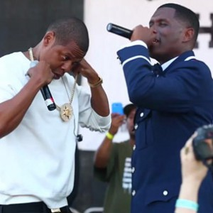 Jay Z & Jay Electronica Addressed In Minister Louis Farrakhan Letter