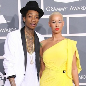 Amber Rose Details Twerking, Wiz Khalifa's Reaction