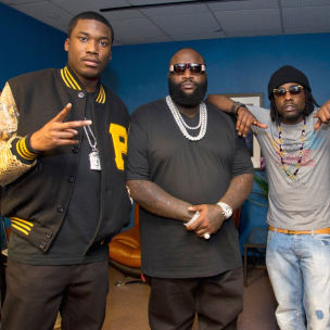 Rick Ross Addresses Meek Mill, Wale Feud