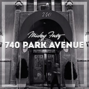 "Mickey Factz ""740 Park Avenue"" Release Date, Cover Art, Tracklist, Download & Mixtape Stream"