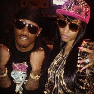Future f. Nicki Minaj - Rock Star